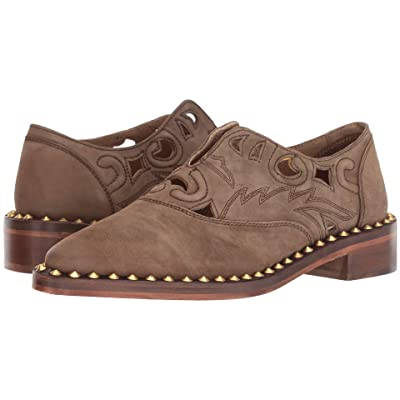 Free People Twin Falls Loafer (Taupe) Women