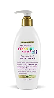 OGX Extra Creamy + Coconut Miracle Oil Hand-to-Heel Body Cream, 6 Ounces (SG_B07CSZKXQH_US)