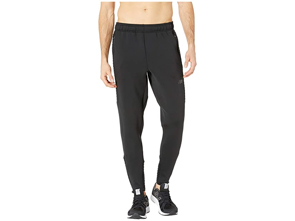 New Balance NB Heat Loft Pants (Black) Men