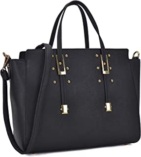 Womens Fashion Handbag Large Tote Purses Shoulder Bag Top Handle Satchel Bag Briefcase
