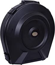 Crossrock Case, Injection PE Cymbal Vault, Fits up to 20