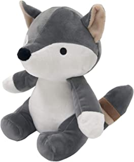 Best grey fox plush Reviews