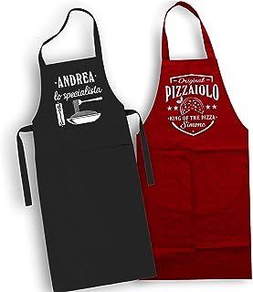 Grembiule chef personalizzato
