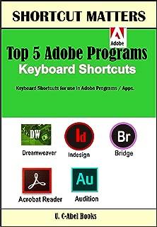 Top 5 Adobe Keyboard Shortcuts (Shortcut Matters Book 30)
