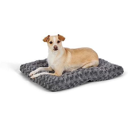 AmazonBasics Pet Bed - 23-Inch, Grey Swirl