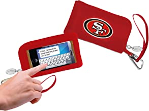 Charm14 NFL Womens Cell Phone Wallet