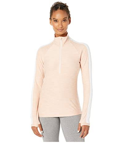 New Balance Transform 1/2 Zip (White Oak Heather) Women