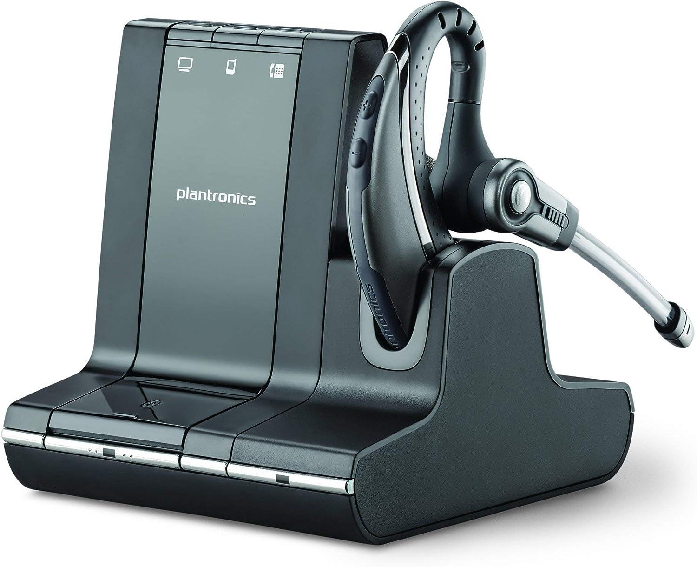 中古 Plantronics Savi Office 新着セール Renewed Headset W730