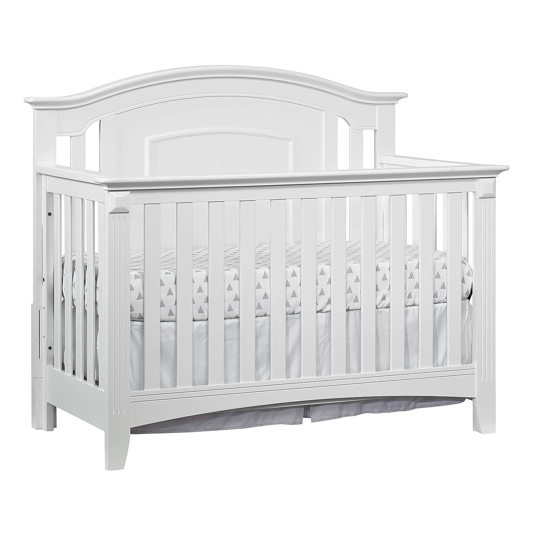 Graphite Gray Oxford Baby Willowbrook Convertible Crib