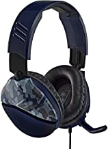 Turtle Beach Recon 70 Blue Camo Gaming Headset for Xbox One & Xbox Series X|S, PlayStation 5, PS4 Pro & PS4, Nintendo Swit...