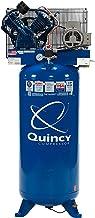 Quincy QT-54 Splash Lubricated Reciprocating Air Compressor – 5 HP, 230 Volt, 1..