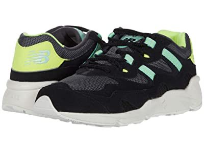 New Balance Classics 850 (Black/Neo Mint) Men