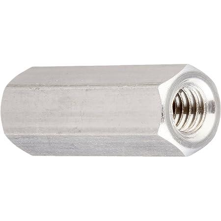 Steel Zinc Plated Female 9.5 Length, 8-32 Screw Size Lyn-Tron Pack of 1 0.312 OD