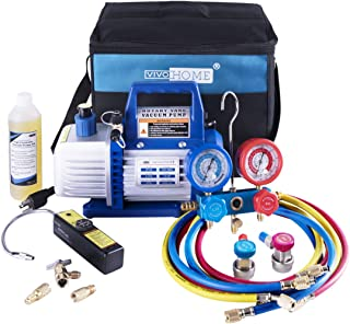 Best vacuum pump 4cfm Reviews