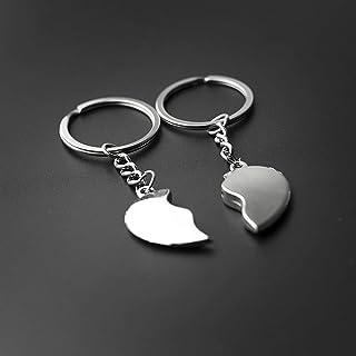 Myaka Metal Key-Ring Magnet Hearts