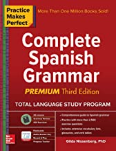 spanish grammar workbook
