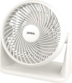 【Amazon.co.jp限定】 ZEPEAL サーキュレーター ホワイト DKS-20W
