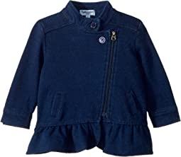 Always Indigo Motorcycle Jacket (Infant)