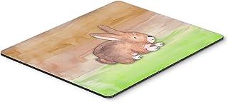 Caroline's Treasures Desk Artwork Mouse Pad, Multicolor, 7.75x9.25 (BB7410MP)