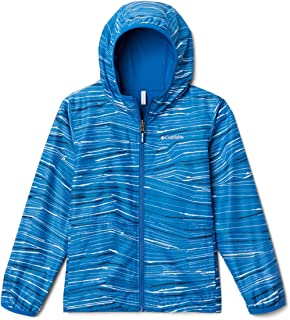 Columbia Pixel Grabber Reversible Jacket Athletic-Shell
