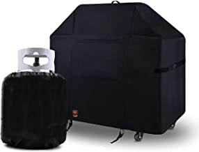 Yukon Glory 7106 Premium Grill Cover for Weber Spirit 220 and 300 Series Gas Grills, for Year Round Protection, Includes Propane Tank Cover