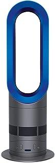 Dyson AM05 Hot + Cool Fan Heater (Iron/Blue)