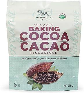 Rodelle Gourmet Baking Cocoa, Organic, 25 Ounce
