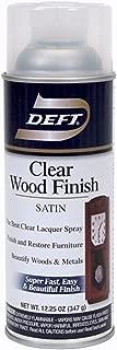 12.25 Oz Clear Wood Finish Satin [Set of 6]