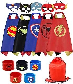 Best superhero dress up boy Reviews