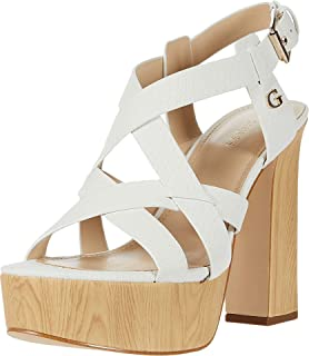 GUESS Women's Jolley Heeled Sandal