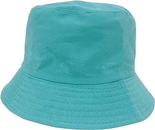 Bestgift Women's Customizable Cotton Summer Travel Bucket Hat