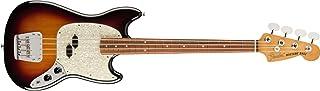 Fender Vintera 60's Mustang Bass - Pau Ferro 3-Color Sunburst