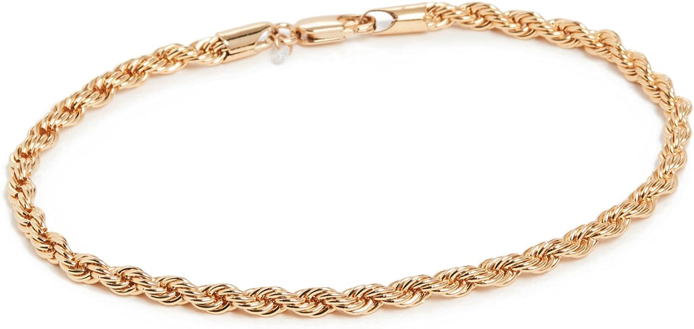 Loeffler Randall Women's Chain Link Anklet
