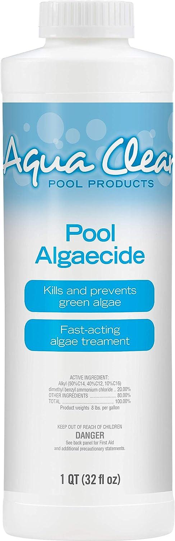 Product Aqua Clear 40032ACL Products Arlington Mall oz Pool 32 Algaecide