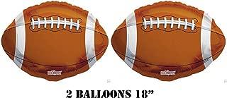 Kaleidoscope Football Balloons 18