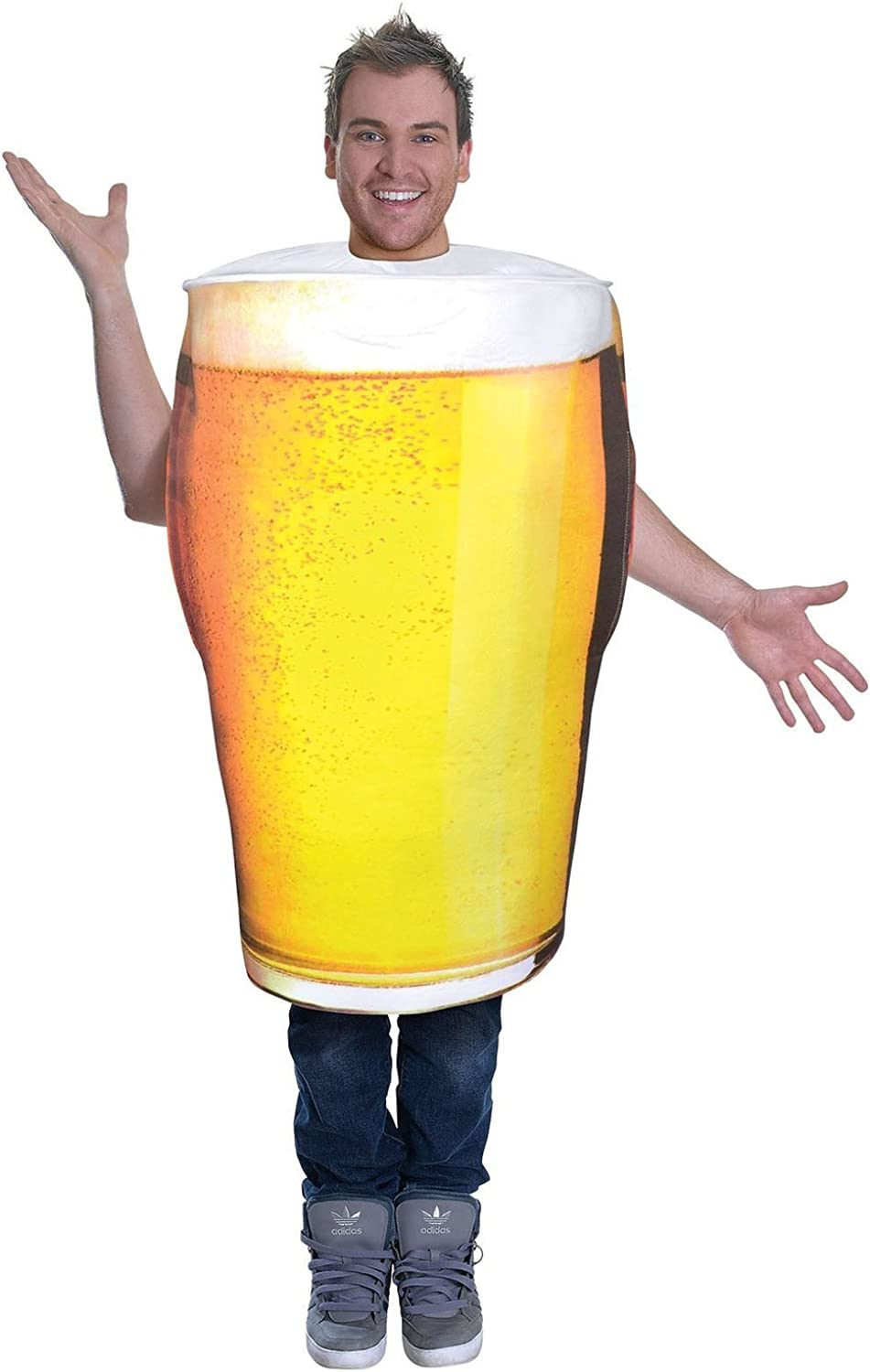 Bristol Novelty AC779 Pint of Beer Costume, One Size