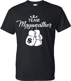 Team Mayweather Boxing Money Gloves Unisex T-Shirt