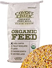 COYOTE CREEK ORGANIC FEED MILL 233 Chicken Starter