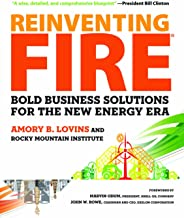 Best amory lovins reinventing fire Reviews