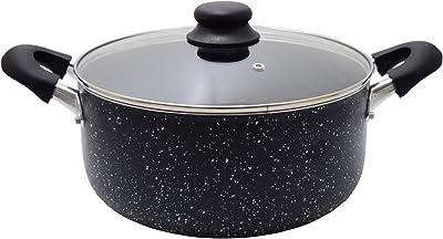 コーベック(Kohbec) 両手鍋 ブラック 26cm