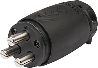 Marinco 12VBPS3 Trolling Motor Plug 70 Amp