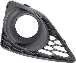Garage-Pro Fog Light Trim for FORD FUSION 10-12 LH Bezel Textured SE/Sport Models