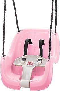 STEP2 INFANT TO TODDLER SWING (PINK ) 729699 toddler swing
