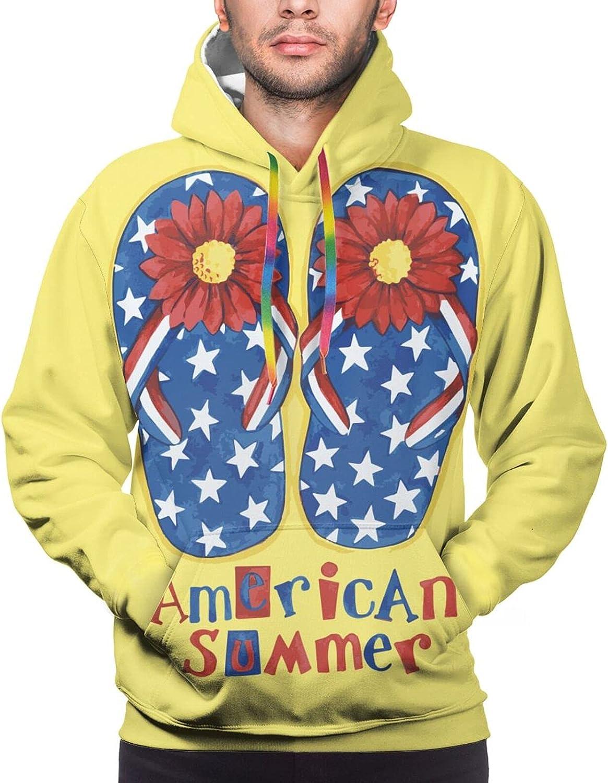 Hoodie For Teens Boys Girls American Summer Slippers Hoodies Outdoor Sports Sweater