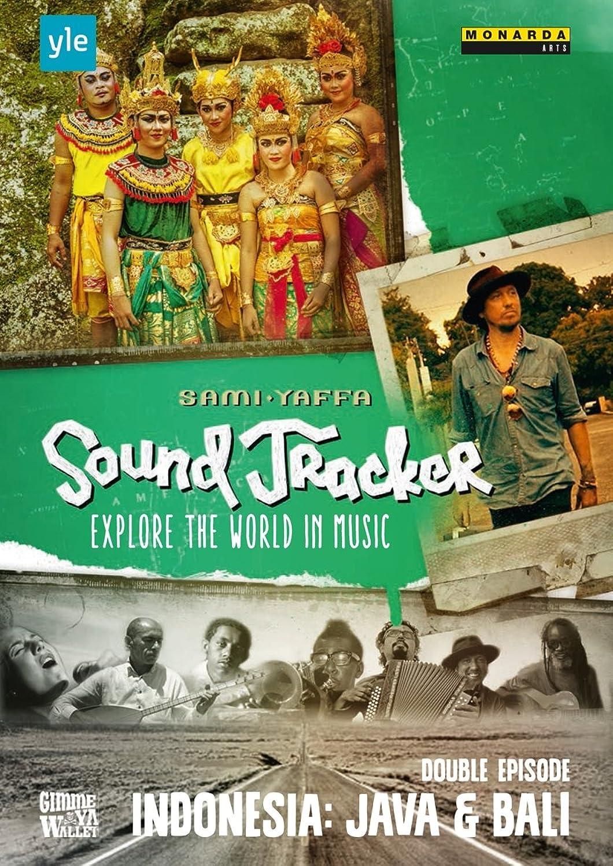 Sound Tracker  Indonesia, Java & Bali  Explore the World in Music