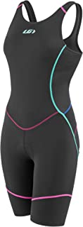 Louis Garneau Women's Comp Open-Back Triathlon Cycling Suit