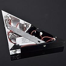 Color For Choose .Modern Led Wall Lamp 3W 5W Aluminum Triangle Wall Light For Bedroom Home Lighting Luminaire Bathroom Lig...