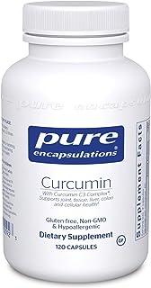 Sponsored Ad - Pure Encapsulations - Curcumin - Hypoallergenic Curcumin C3 Complex - 120 Capsules