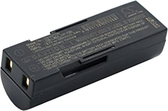 GAXI Battery Replacement for PENTAX Optio Z10, Camera Battery