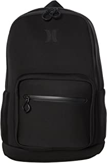 Hurley HU0008 Neoprene Backpack, Black - One Size